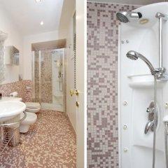 Апартаменты Parioli apartments-Villa Borghese area ванная