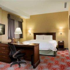 Отель Hampton Inn & Suites Mexico City - Centro Historico 3* Стандартный номер с различными типами кроватей