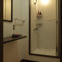 Отель Etchu Yatsuo Base OYATSU Япония, Тояма - отзывы, цены и фото номеров - забронировать отель Etchu Yatsuo Base OYATSU онлайн ванная фото 2