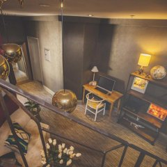Отель Beverly Terrace США, Беверли Хиллс - 2 отзыва об отеле, цены и фото номеров - забронировать отель Beverly Terrace онлайн интерьер отеля