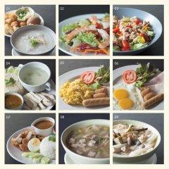 Отель Bangkok Loft Inn Бангкок питание фото 2