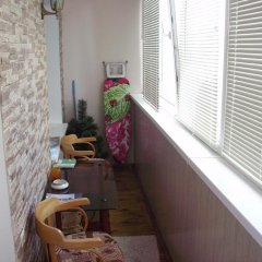 Гостиница Tsentr zvezdnaya ploshchad Беларусь, Могилёв - отзывы, цены и фото номеров - забронировать гостиницу Tsentr zvezdnaya ploshchad онлайн балкон
