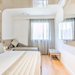 MH Florence Hotel & Spa 4* Улучшенный номер с различными типами кроватей фото 3