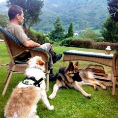 Hotel Rural El Otero с домашними животными