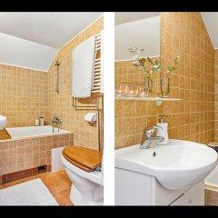 Отель Landvetter BnB Швеция, Харрида - отзывы, цены и фото номеров - забронировать отель Landvetter BnB онлайн ванная