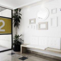 Отель Compostela Suites интерьер отеля