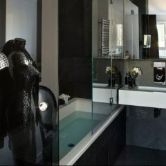 Отель VISIONAPARTMENTS Warsaw Grzybowska ванная