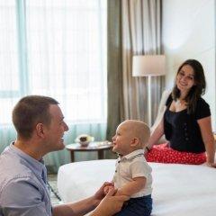 Отель Jumeira Rotana детские мероприятия