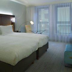 Отель Courtyard by Marriott Brussels EU 4* Стандартный номер с различными типами кроватей фото 4