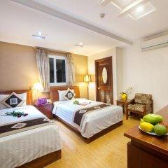 Eden Garden Hotel 3* Номер Делюкс с 2 отдельными кроватями фото 3