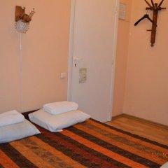 Central Park Hostel Стандартный номер с различными типами кроватей фото 15