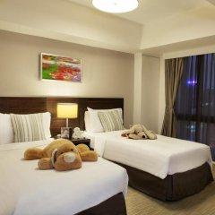 Отель Somerset Grand Hanoi 4* Улучшенные апартаменты с различными типами кроватей фото 2