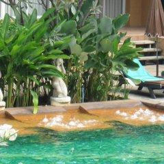 Отель Villa Thongbura 3* Студия с различными типами кроватей фото 16