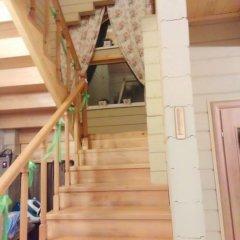 Гостиница Уральский Теремок Коттедж с различными типами кроватей фото 6
