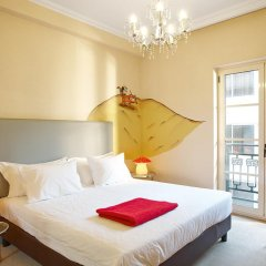 Отель Grecotel Pallas Athena Стандартный номер с различными типами кроватей фото 5