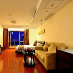 Kingtown Hotel Hongqiao 4* Номер Бизнес с различными типами кроватей фото 4