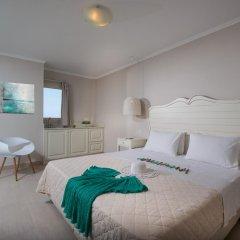 Notos Heights Hotel & Suites 4* Полулюкс с различными типами кроватей фото 13