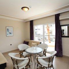Fidan Apart Hotel 3* Номер Делюкс с различными типами кроватей фото 7