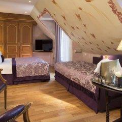 Отель Kleber Champs-Élysées Tour-Eiffel Paris 3* Номер Комфорт с 2 отдельными кроватями фото 4