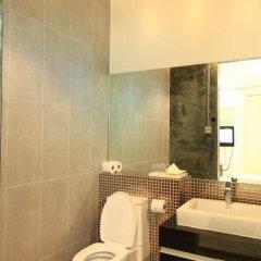 Отель Aonang Paradise Resort 3* Улучшенный номер с различными типами кроватей фото 22