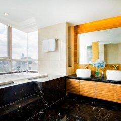 Отель Urbana Langsuan Bangkok, Thailand Таиланд, Бангкок - 1 отзыв об отеле, цены и фото номеров - забронировать отель Urbana Langsuan Bangkok, Thailand онлайн ванная