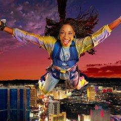 Отель Stratosphere Hotel, Casino & Tower США, Лас-Вегас - 8 отзывов об отеле, цены и фото номеров - забронировать отель Stratosphere Hotel, Casino & Tower онлайн спортивное сооружение