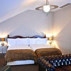Отель Palacete Chafariz D'El Rei 5* Люкс повышенной комфортности с различными типами кроватей фото 4