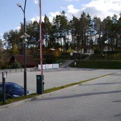 Отель Ach Mazury Stanica Mikolajki парковка