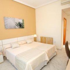 Hotel Complejo Los Rosales 2* Стандартный номер с различными типами кроватей фото 2