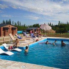 Отель Cabañas Haras de Cuyo Сан-Рафаэль бассейн фото 3