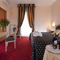 Отель c-hotels Club House Roma 4* Стандартный номер с различными типами кроватей фото 17
