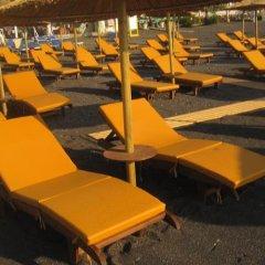 Отель Villa Gambas Греция, Остров Санторини - отзывы, цены и фото номеров - забронировать отель Villa Gambas онлайн бассейн