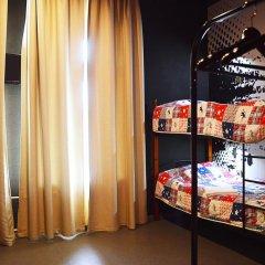 Hostel Racing Paradise Кровать в общем номере с двухъярусной кроватью фото 17