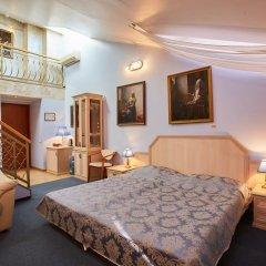 Гостиница Галерея 3* Номер Бизнес разные типы кроватей фото 12
