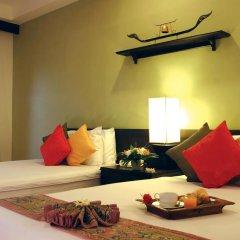 Отель Krabi La Playa Resort 4* Улучшенный номер с различными типами кроватей фото 3