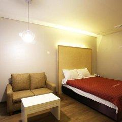 K City Hotel 3* Номер Делюкс с различными типами кроватей фото 3