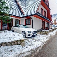 Отель Apartamenty Sun&Snow Kościelisko Residence Косцелиско парковка