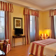 Отель Avenida Palace 5* Улучшенный номер с 2 отдельными кроватями фото 5