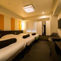 Hotel Sunlite Shinjuku 3* Стандартный номер с различными типами кроватей фото 12