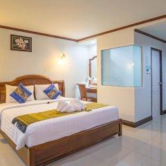 Отель Aonang Silver Orchid Resort 3* Улучшенный номер с различными типами кроватей фото 5