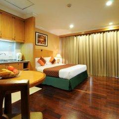 Отель Admiral Suites Sukhumvit 22 By Compass Hospitality 4* Улучшенная студия фото 5