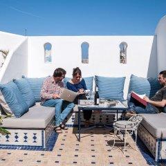 Отель Albarnous Maison d'Hôtes Марокко, Танжер - отзывы, цены и фото номеров - забронировать отель Albarnous Maison d'Hôtes онлайн бассейн