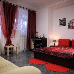 Отель Home Slava White Улучшенный номер фото 11