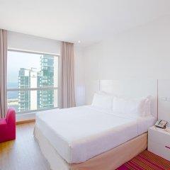 Ramada Hotel & Suites by Wyndham JBR 4* Номер Делюкс с двуспальной кроватью фото 13