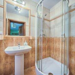 Отель VISITzakopane Sun Apartaments Закопане ванная