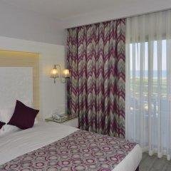 Sunmelia Beach Resort Hotel & Spa Турция, Чолакли - 3 отзыва об отеле, цены и фото номеров - забронировать отель Sunmelia Beach Resort Hotel & Spa - All Inclusive онлайн комната для гостей фото 4