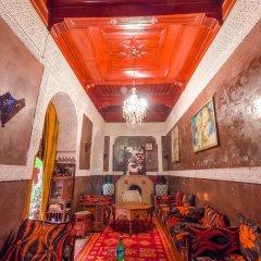 Отель Riad Harmattan Марракеш интерьер отеля
