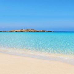 Отель Villa Jenna Кипр, Протарас - отзывы, цены и фото номеров - забронировать отель Villa Jenna онлайн пляж фото 2