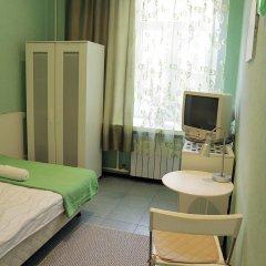 Класс Отель 2* Стандартный номер с различными типами кроватей фото 2