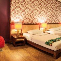 Отель Timber House Ao Nang 3* Улучшенный номер с различными типами кроватей фото 9